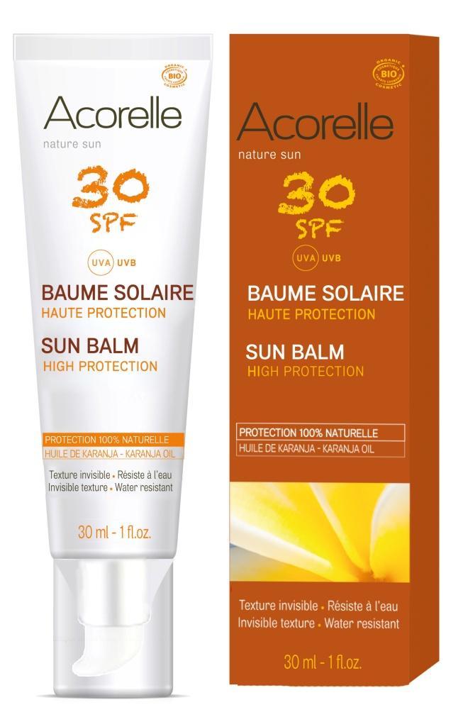 Visage : BAUME SOLAIRE-Visage HAUTE PROTECTION SPF 30